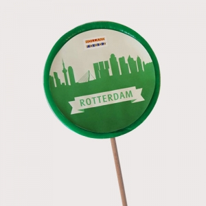 Supergrote Rotterdamse lolly